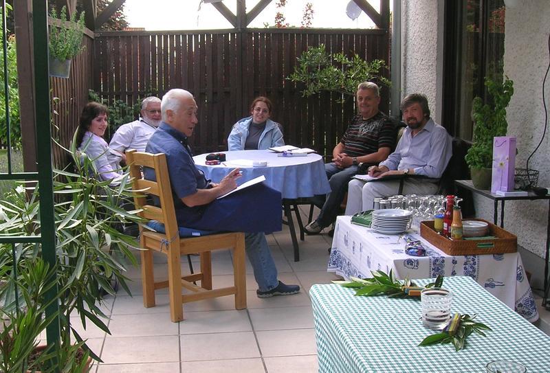 Bild Vergrssern Treffen Der Arbeitsgruppe Historische Beziehungen Und Partnerschaften