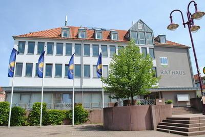 Bild des Rathauses von Kaufungen