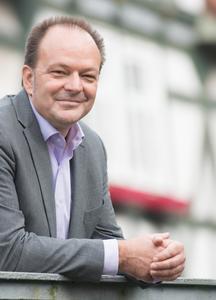 Bild von Bürgermeister Arnim Roß