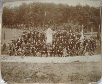 Einweihung_des_Denkmals_für_den_Deutsch-französischen_Krieg_1870-71_in_Oberkaufungen,_1874