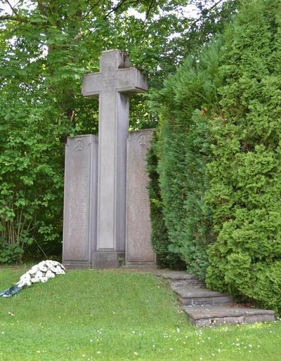 Kriegerdenkmal Oberkaufungen