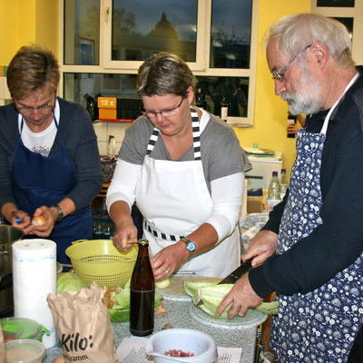 Mitkochworkshop