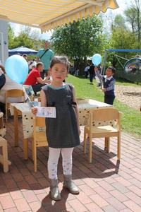 Kita Kunterbunt Sommerfest 2017