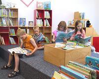 Schmöckerecke Bücherei OK