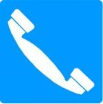 Bild eines Telefonlogos