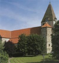 Bild von der Stiftskirche Kaufungen